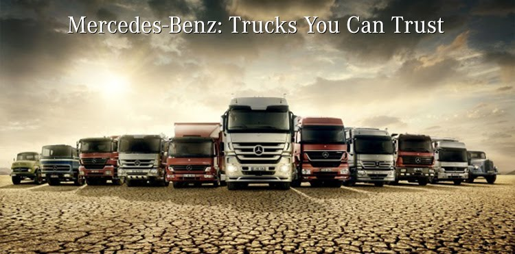 Mercedes-Benz-Trucks
