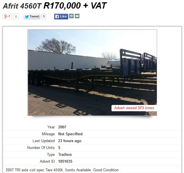 Afrit-4560T-Trailer-For-Sale