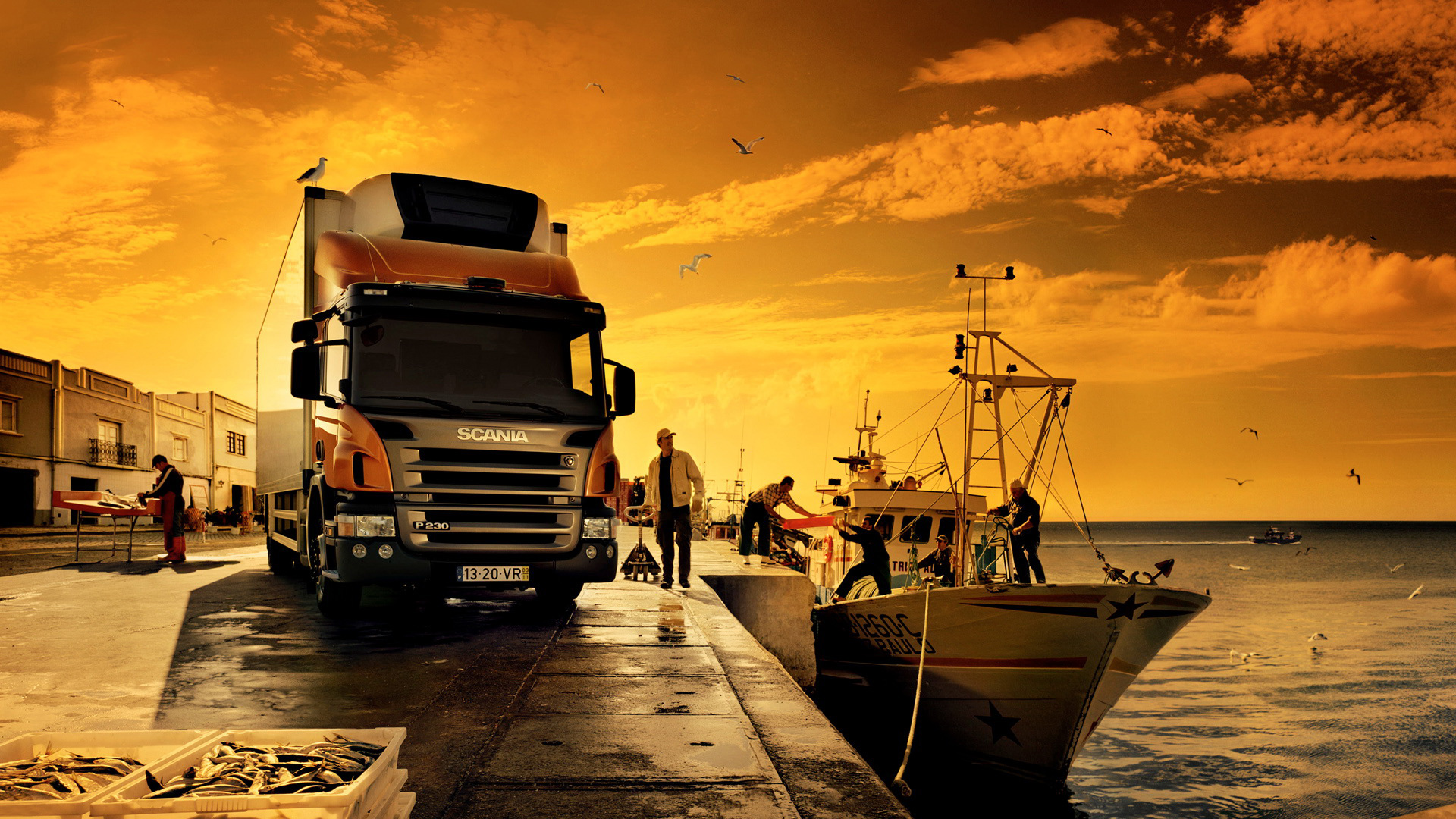 Used Scania Trucks: A Trustworthy Solution To Your