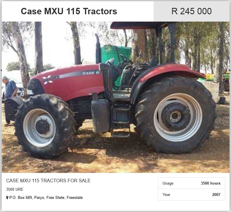 Case-MXU-115-Tractor-for-sale