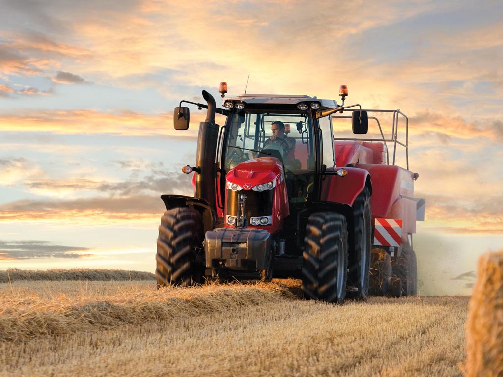 Massey-Ferguson-Tractors