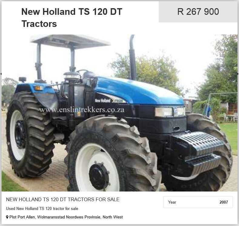 New-Holland-TS-120-DT-Tractor-for-sale