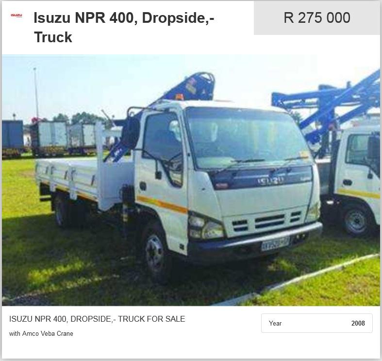 ISUZU-NPR-400-Dropside-truck-for-sale