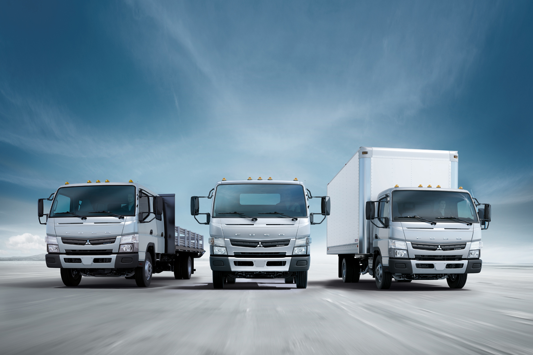 Moving Truck Companies >> Fuso Trucks for Sale: The viable option - Truck & Trailer Blog