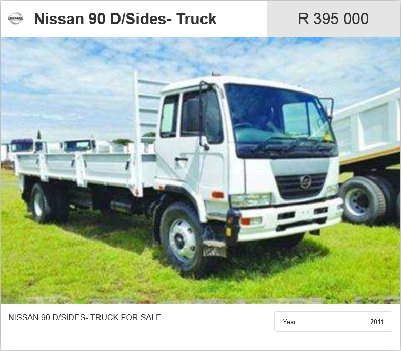 Nissan-90-D-Sides-truck-for-sale