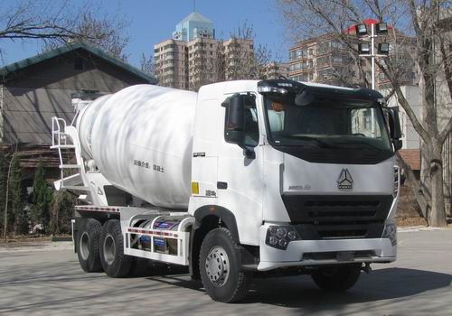 FAW-Mixer-trucks-for-sale