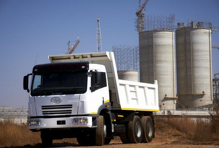 FAW-Tipper-trucks-for-sale