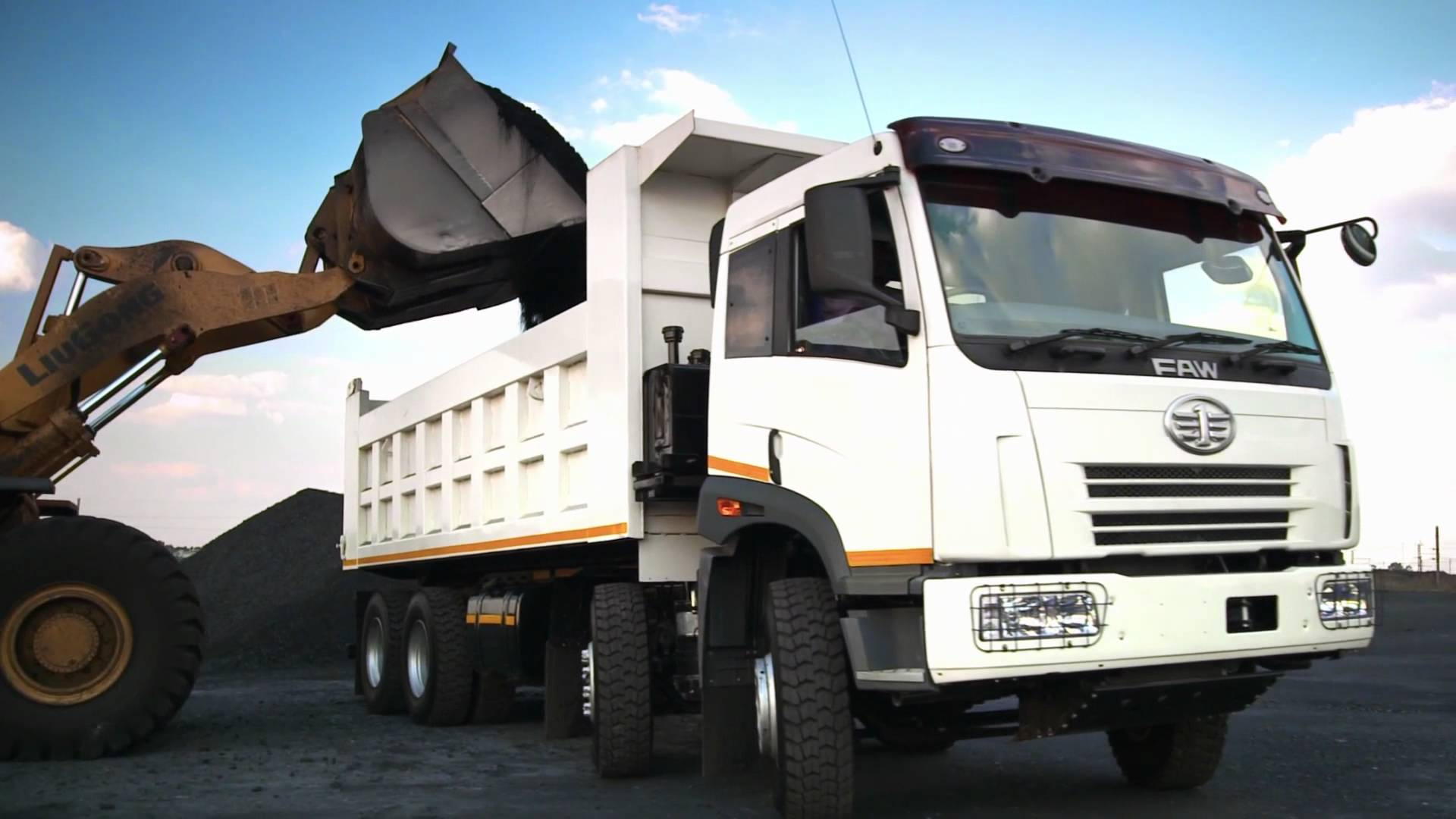 FAW-Trucks-for-sale
