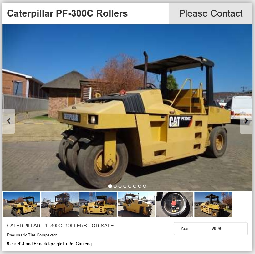 Caterpillar-Compactor-Roller-For-Sale