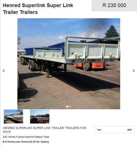 Henred-Superlink-Trailers-2000-Model-for-sale
