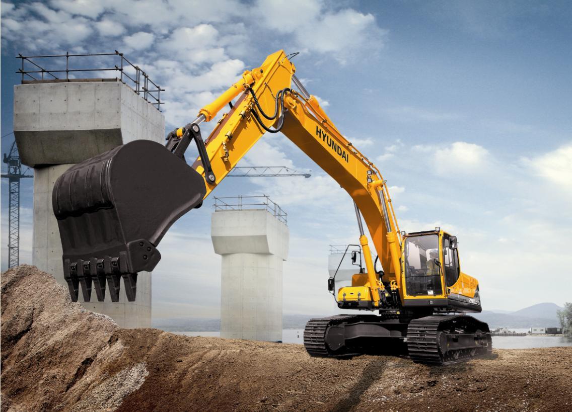 Hyundai_Excavator