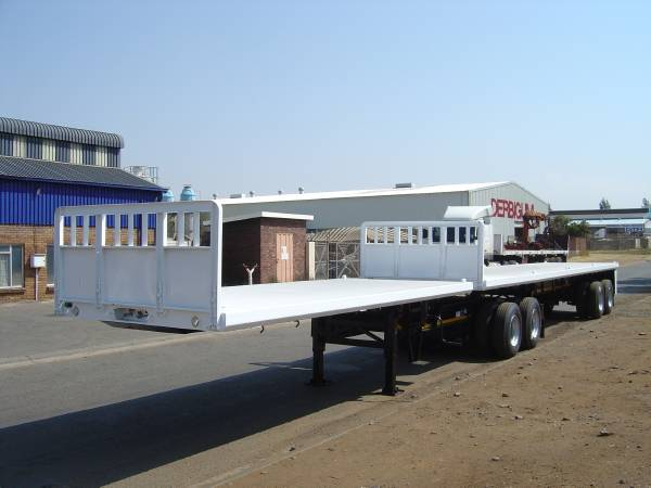Superlink-Flat-bed-Trailer-2004-model