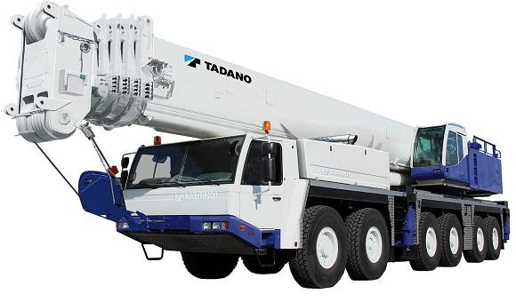 Tadano-Crane-Trucks