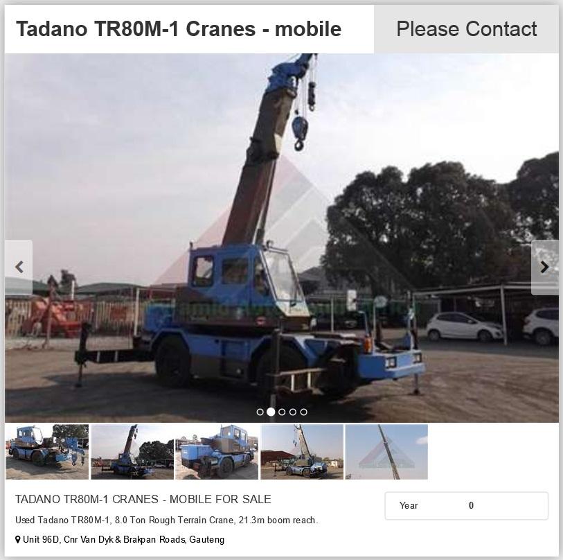 Tadano-crane-truck-for-sale