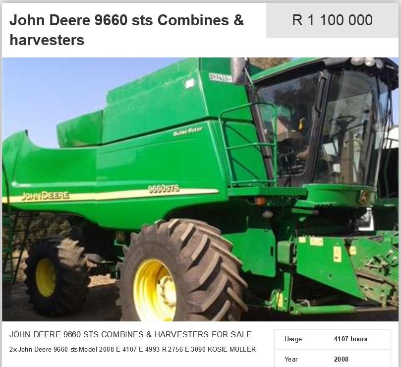 John-Deere-Harvester-For-Sale