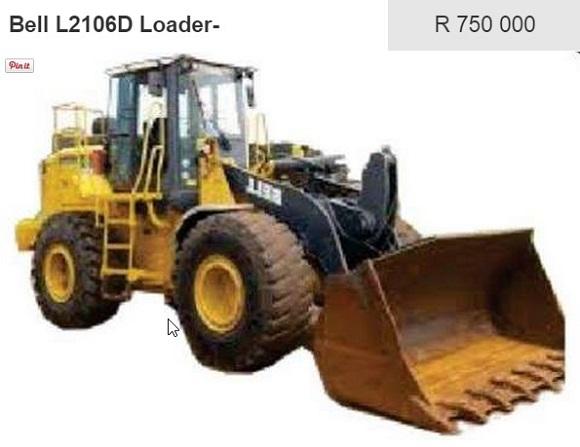 bell-l2106d-front-end-loader