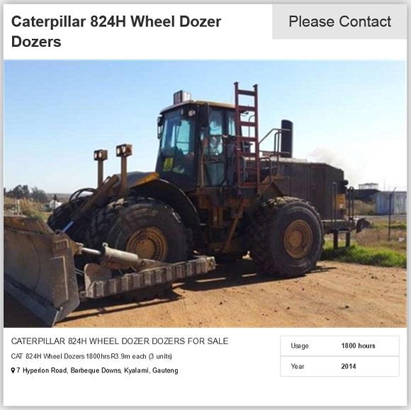 Caterpillar-824H-Wheel-Dozer-for-sale