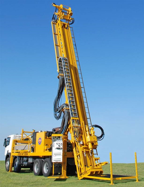 Drill-Rig-yellow