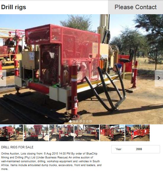 Drill-rigs