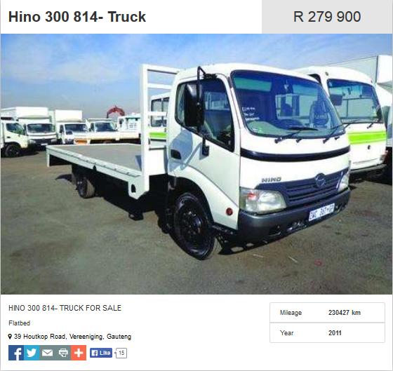 Hino-300-814-Truck