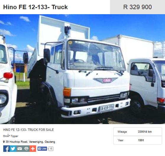 Hino-FE-12-133-Truck