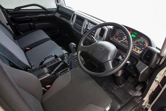Hino-Trucks-interior