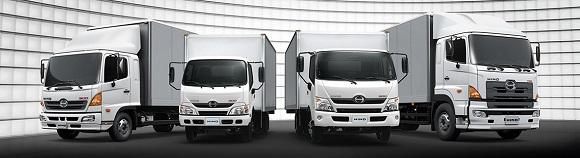 Hino-Trucks-lineup