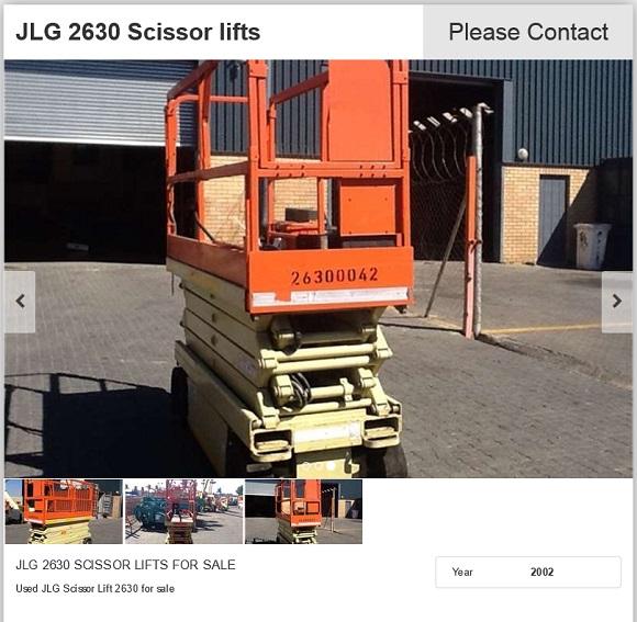 JLG-2630-Scissor-Lift-for-sale
