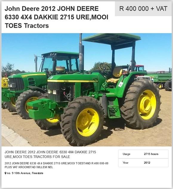 John-Deere-Tractor-for-sale
