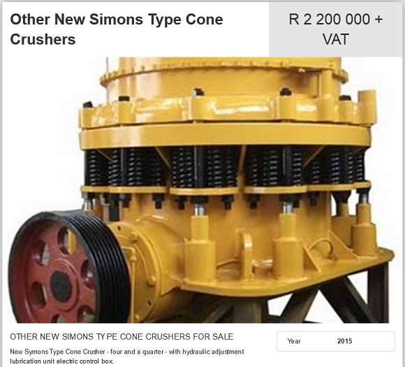 Simons-Cone-Crusher-for-sale