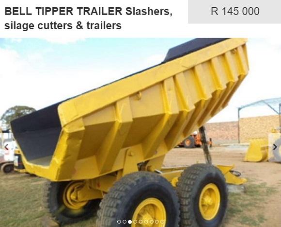 tipper-trailer