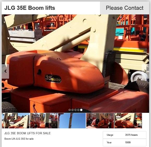 JLG-35E-Boom-lift-for-sale
