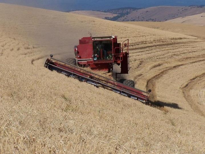 Combine-harvesters