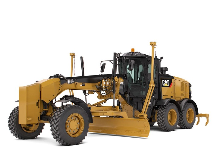 M-series-Caterpillar-grader