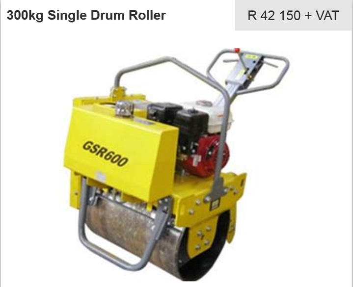 Single-Drum-Roller-for-sale