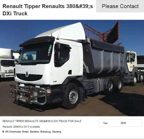 renault-tipper