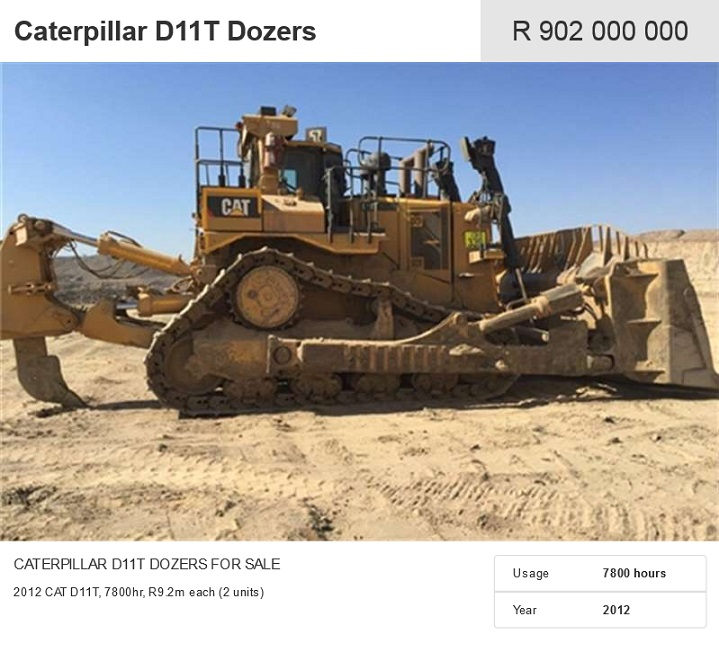 D11T-Caterpillar-Dozer