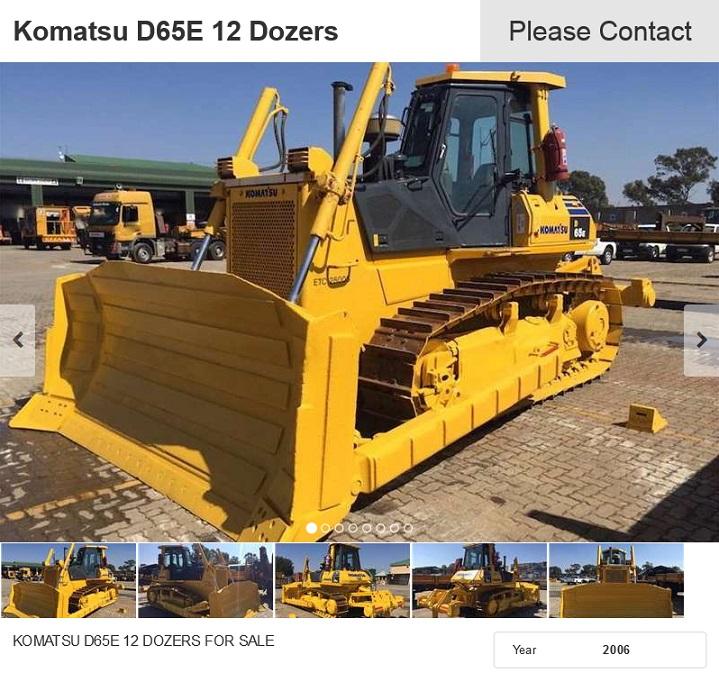 D65E-Komatsu-Dozer