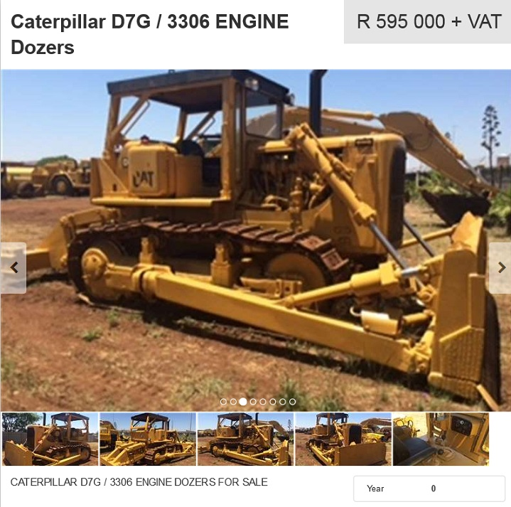 D78-Caterpillar-Bulldozer