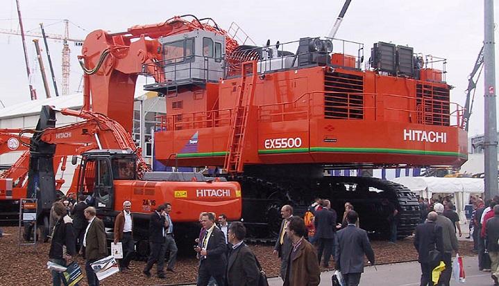 Hitachi-EX5500-Excavator