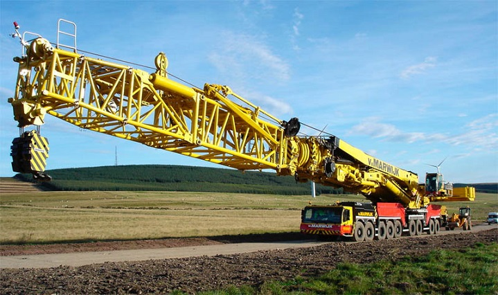 A-Mobile-Crane