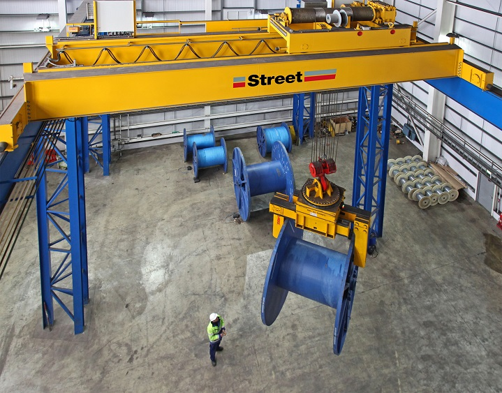 Overhead Crane Laws : Some of the biggest and meanest cranes in world