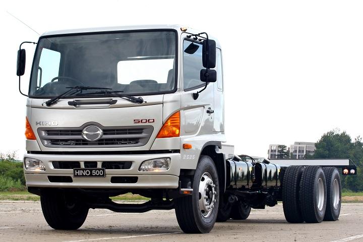 Hino-8ton-trucks