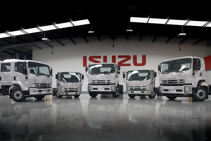 ISUZU-Trucks