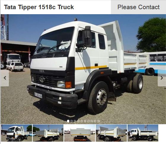 Tata-Tipper-1518c-Truck