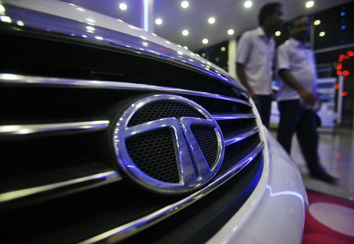 Tata-badge