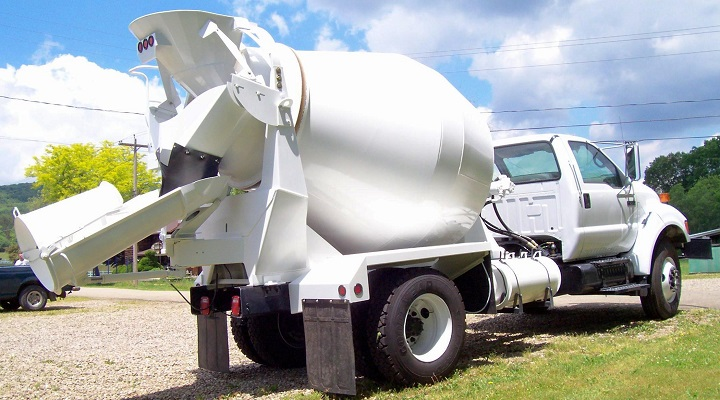 Concrete Mixer The Tough And Rugged Magic Machine Truck