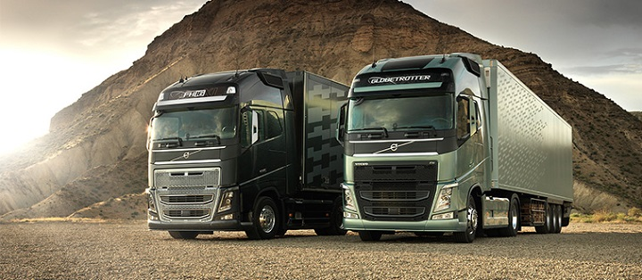 two-volvo-trucks