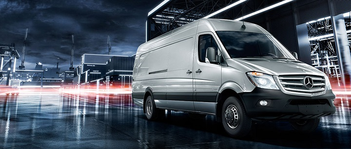 The Mercedes Benz Sprinter Moving The Nation Truck
