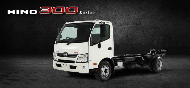 Hino-300-Series
